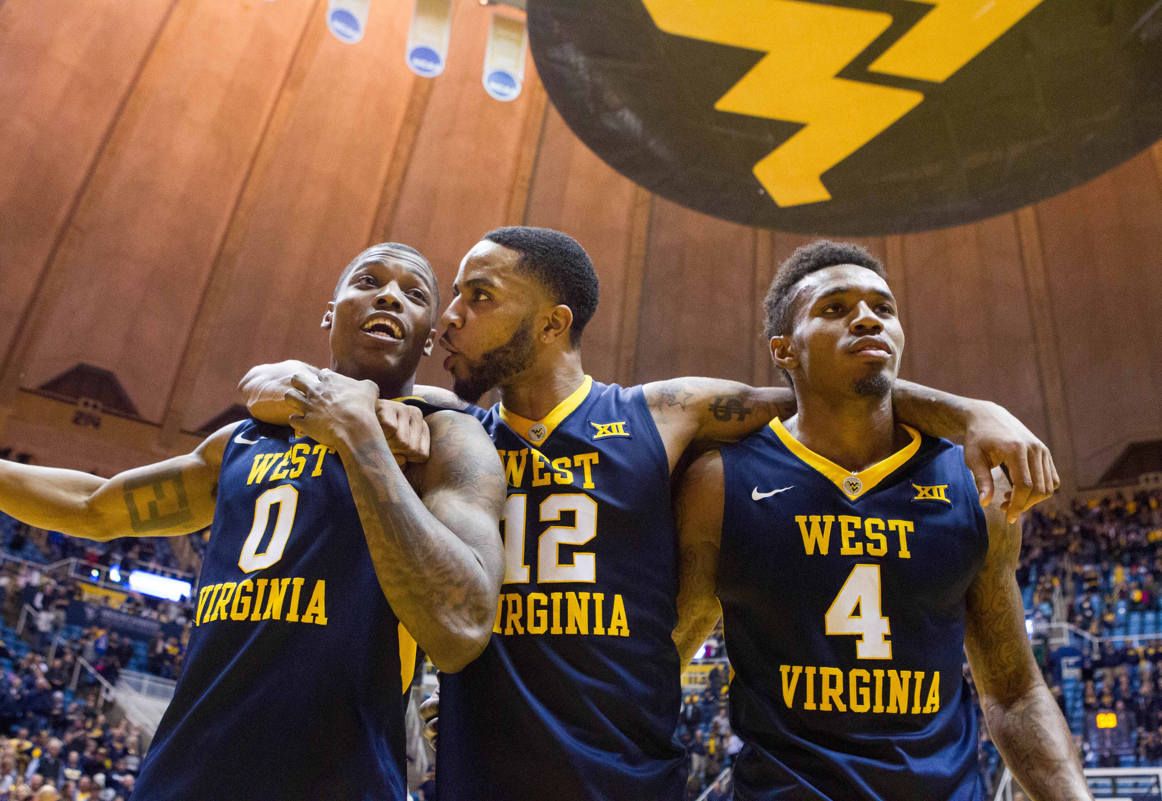 WVU Basketball: 'Eers Earn 4 Seed In NCAA Tournament